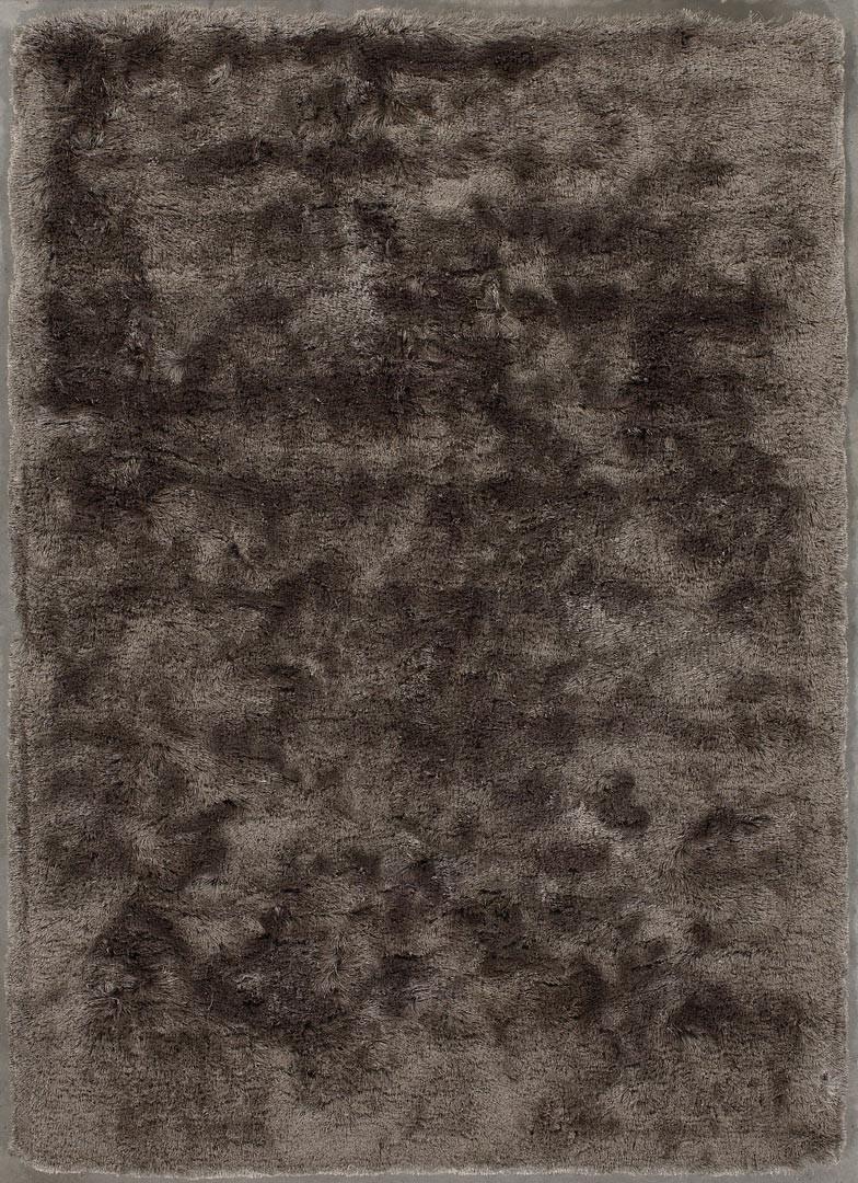 Tapis moderne à longues mèches en polyester Bergamo Angelo