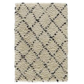 Tapis à longues mèches en laine de Nouvelle-Zélande Zagora Angelo