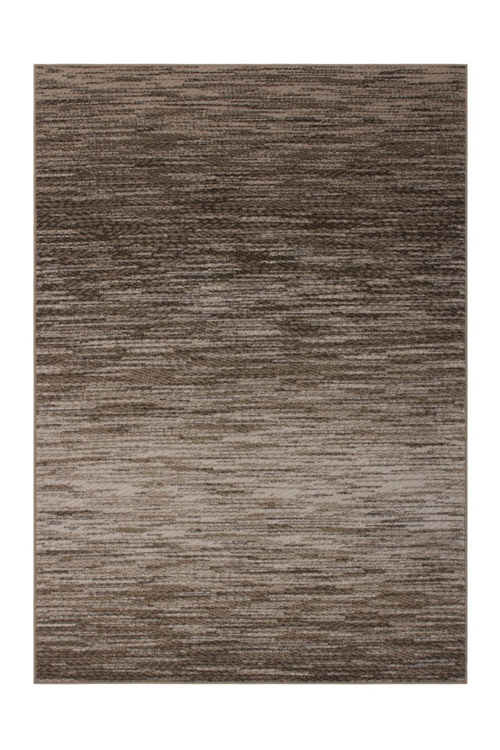Tapis rayé rectangle pour salon Loop