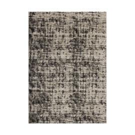 Tapis contemporain des tapis classiques tendances uni ou motifs for Tapis raye noir beige