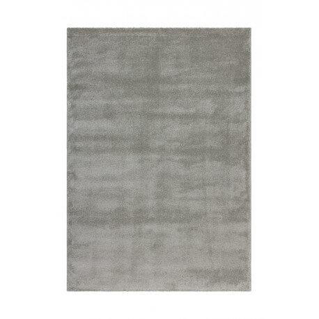tapis en polypropyl ne doux vert pastel uni oslo. Black Bedroom Furniture Sets. Home Design Ideas
