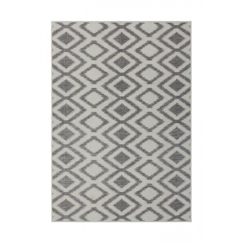 tapis moderne int rieur et ext rieur effet sisal ivoire gazania. Black Bedroom Furniture Sets. Home Design Ideas