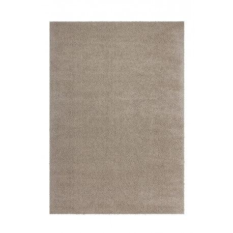 tapis uni beige polyester doux shaggy vaguo. Black Bedroom Furniture Sets. Home Design Ideas