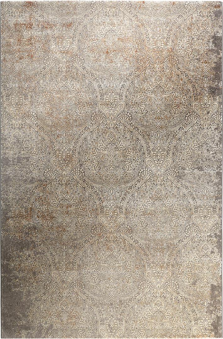Tapis en polyester doux vintage Baroque Vintage