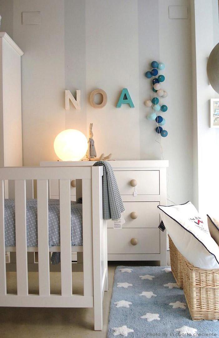 tapis pour b b lavable en machine stars white lorena canals. Black Bedroom Furniture Sets. Home Design Ideas