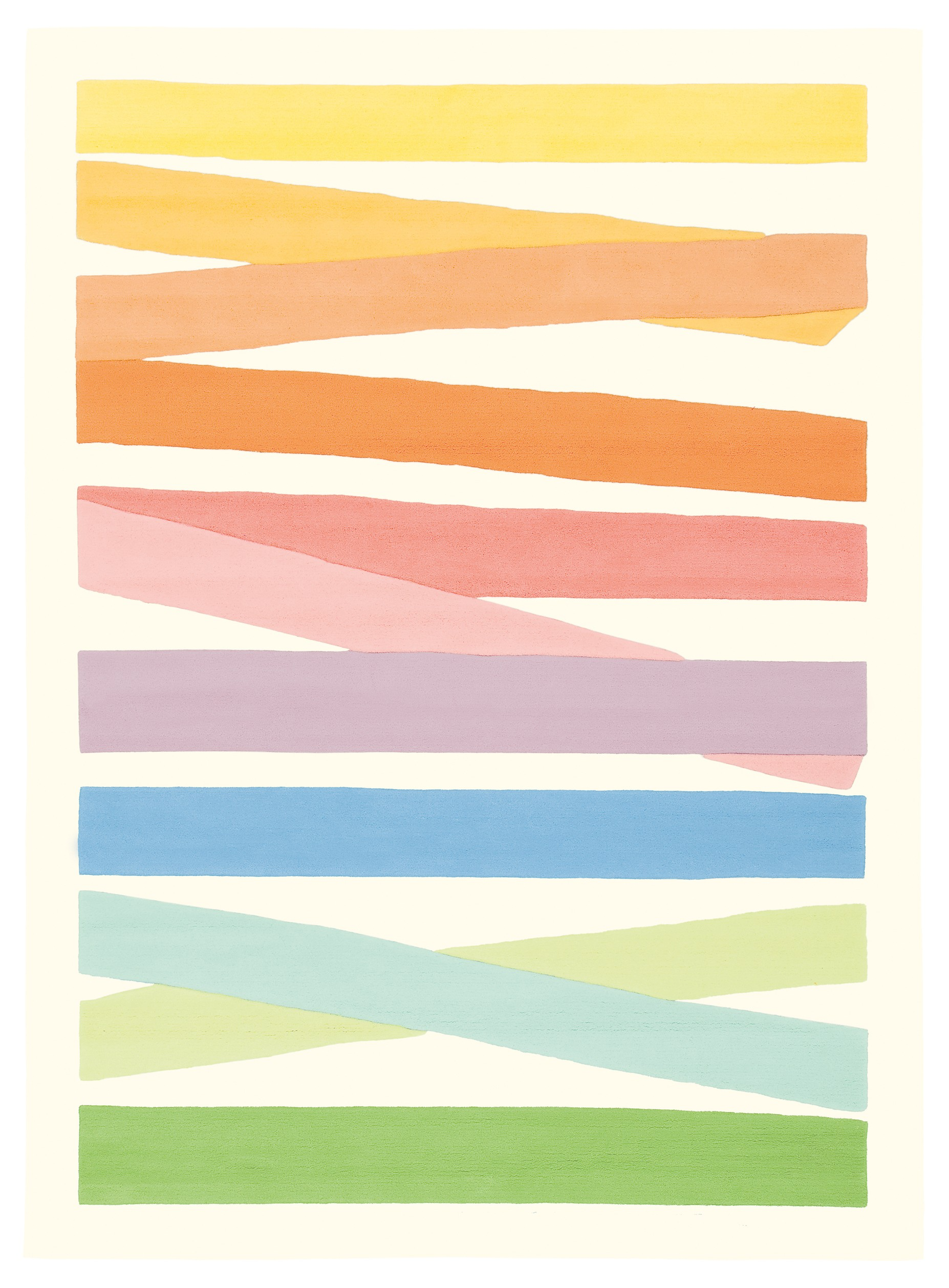 Tapis Candy Store barre par Arte Espina
