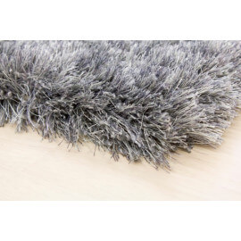 Tapis shaggy moderne Kiwano personnalisable