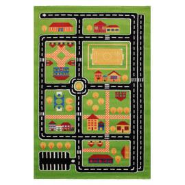 Tapis chambre enfant, le tapis coloré, pratique et ludique ...