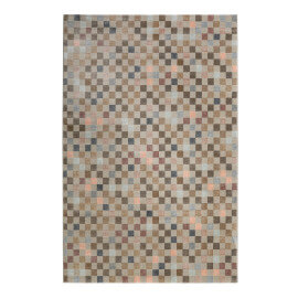 Tapis en polyester rectangle cubisme beige Physical 2.0 Wecon Home