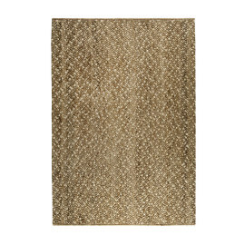Tapis plat en jute uni brun Freak Of Nature Esprit Home