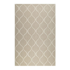 Tapis en laine de N-Z rectangle géométrique Aramis Esprit Home