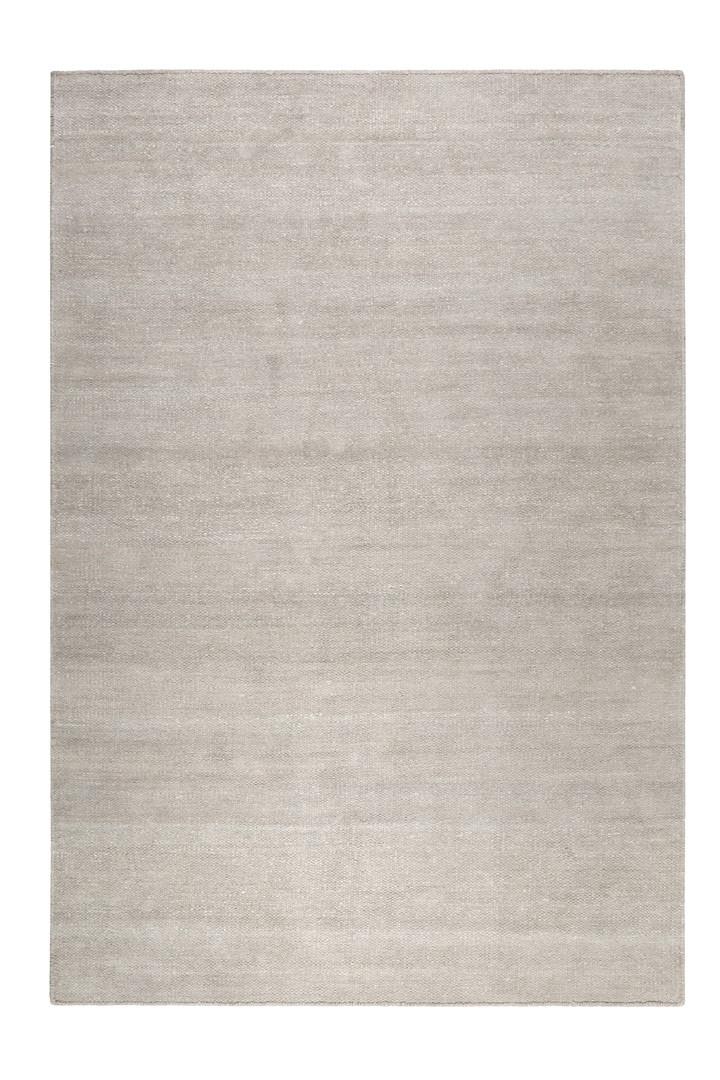 Tapis uni en laine rectangle Maya Kelim Esprit Home