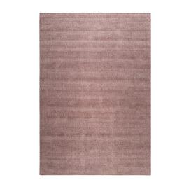 Tapis uni en laine rectangle lilas Maya Kelim Esprit Home
