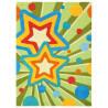 Tapis feel the groove stars par Arte Espina