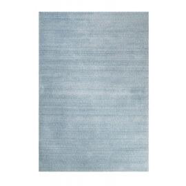 Tapis bleu glace shaggy doux uni Loft Esprit Home