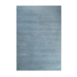 Tapis bleu shaggy doux uni Loft Esprit Home