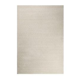 Tapis beige clair shaggy doux uni Loft Esprit Home