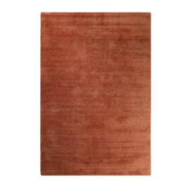 tapis laiton shaggy doux uni loft esprit home - Tapis Orange
