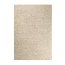 Tapis beige shaggy doux uni Loft Esprit Home