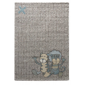 Tapis animaux pour enfant Patchwork Sweetys Sigikid