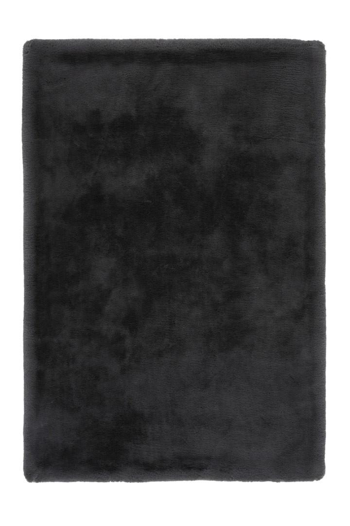 Tapis shaggy en polyester doux uni Heaven
