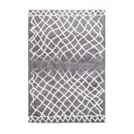 Tapis ethnique rectangle shaggy Graph