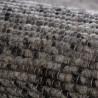 Tapis en laine tissé main naturel Fjord