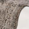 Tapis gris intérieur et extérieur vintage plat Tatu