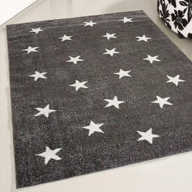 Tapis enfant dessin étoile rectangle Chenoa