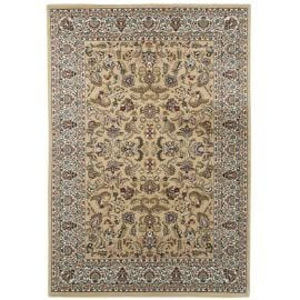 Tapis d'orient rectangle pour salon Oumka
