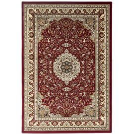 Tapis oriental à courtes mèches rectangle Isma