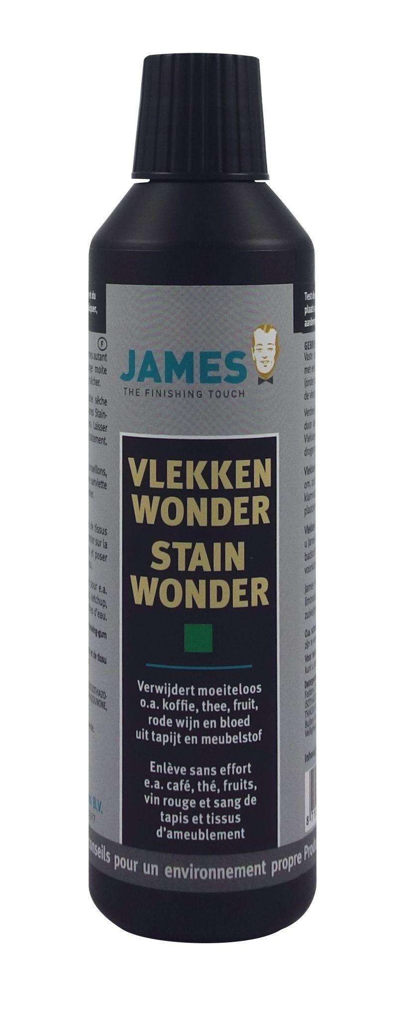 Produit de nettoyage pour tapis Stainwonder James