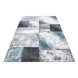 Tapis design pour salon géométrique Nicoletta