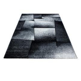 Tapis effet 3D rectangle intérieur design Drawer