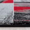 Tapis design à courtes mèches rectangle Pomax