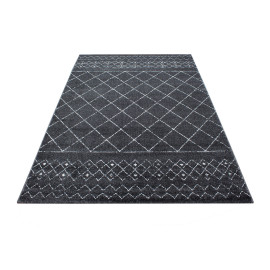 Tapis berbère de salon rectangle Kasba