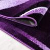 Tapis courbe moderne pour salon rectangle Jursic