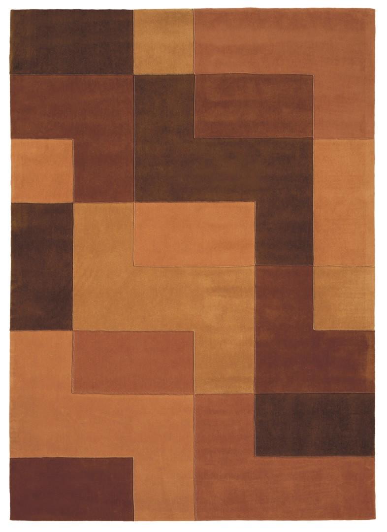 Tapis contemporain Logarithm par Arte Espina