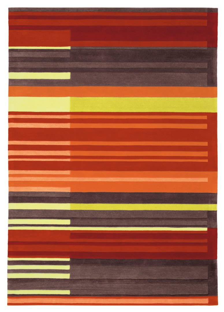 Tapis design Colour Codes par Arte Espina