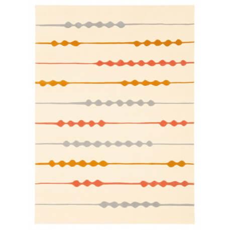 Tapis rectangle Fifties Chic I par Arte Espina