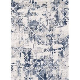 Tapis brillant design en polypropylène rectangle Artemis