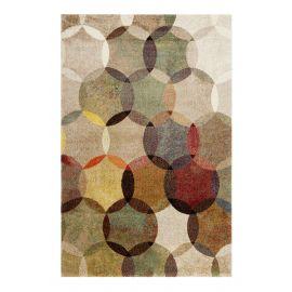 Tapis Esprit Home multicolore géométrique Modernina
