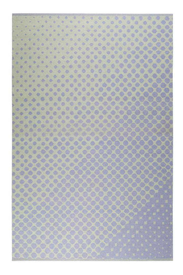 Tapis de chambre géométrique plat Vel Kelim Esprit