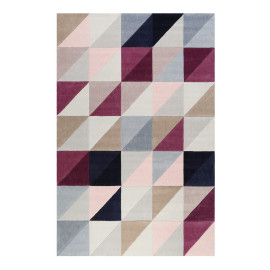Tapis scandinave géométrique rectangle Fastlane Esprit