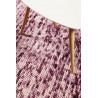 Tapis en laine et coton plat en dégradé uni Lauren Kelim Esprit