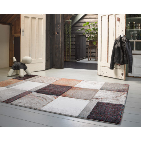 Tapis design à courtes mèches Mirage Wecon Home