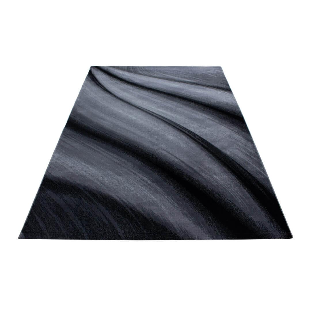 Tapis courbe design intérieur rectangle Regane