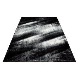 Tapis rayé en polypropylène design Zuiver