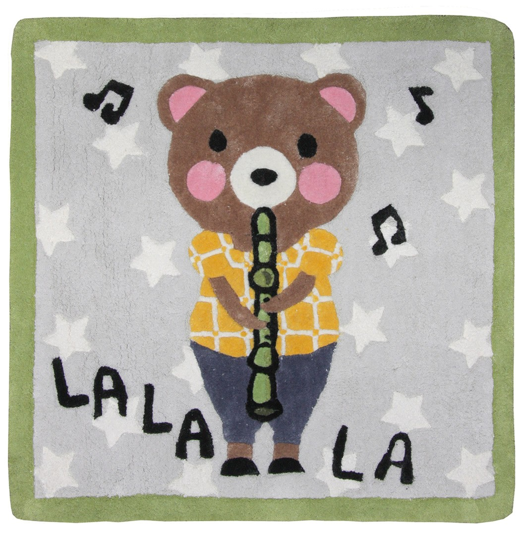 Tapis enfant Lalala par Nattiot