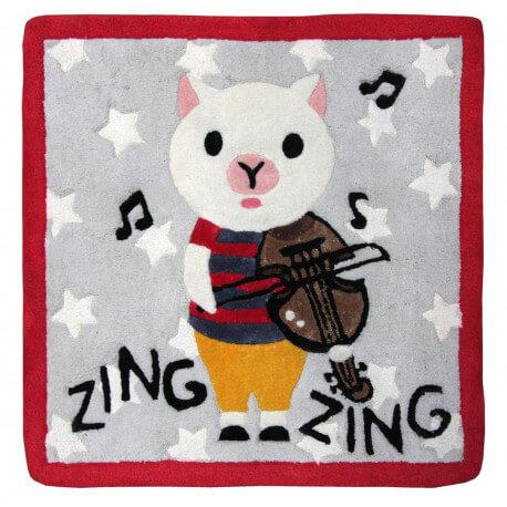 Tapis bébé Zing Zing par Nattiot